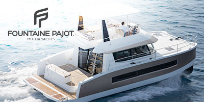 Fountaine Pajot Motor Yachts New Boat Models