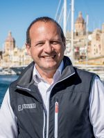 Joe Aquilina Sale Executive BJ Marine Malta Grand Harbour Marina