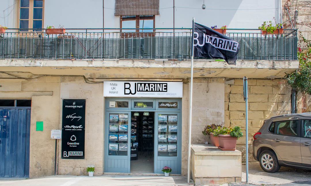 BJ Marine Office In Birgu Grand Harbour Marina Malta