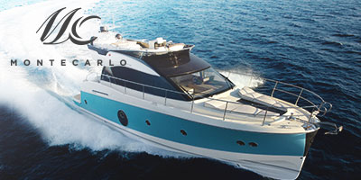 Monte Carlo Yachts New Boat Models