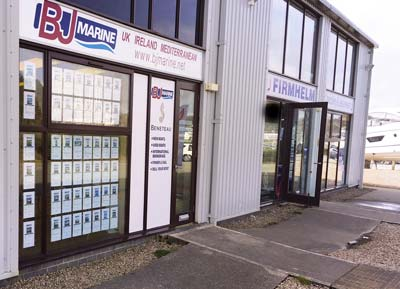 BJ Marine North Wales Pwllheli New and Used Boat Sales