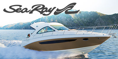 Sea Ray New Boat Models