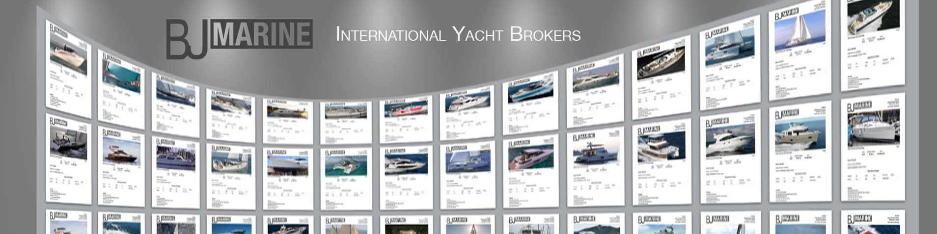Sell your boat with expert international yacht broker BJ Marine We sell sail boats, yachts, power boats, cruisers and more