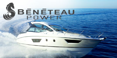 Beneteau Power New Boat Models