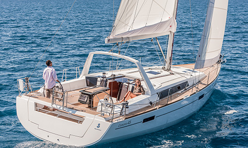 Beneteau OCEANIS 45 Racing Cruiser for sale through BJ Marine