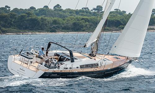 Beneteau Yacht OCEANIS 60 BJ Marine Beneteau Yacht Dealer