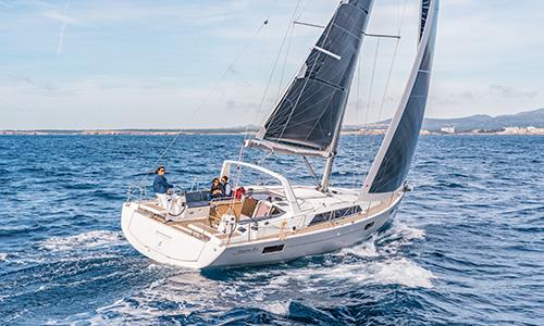 New Beneteau Oceanis 41.1 BJ Marine Beneteau Dealer