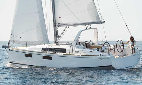 Beneteau Oceanis 35.1 Sailing Yacht 35.1 For Sale By BJ Marine New in 2016