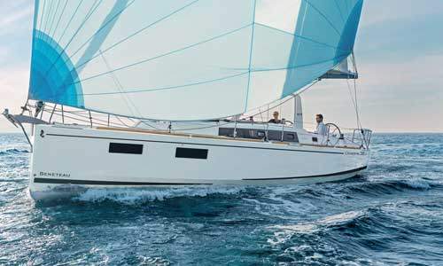 Beneteau Oceanis Sailing Yacht 38.1 New in 2016