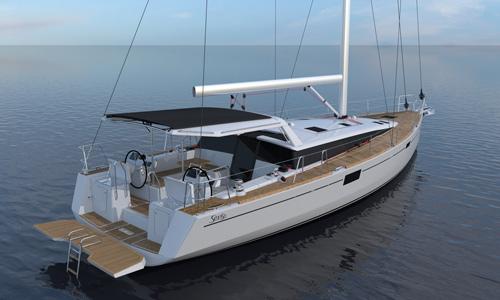 Beneteau Sense 51 Luxury Sailing Yacht BJ Marine