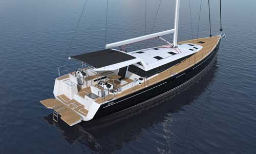 Beneteau New Sense 57 BJ Marine