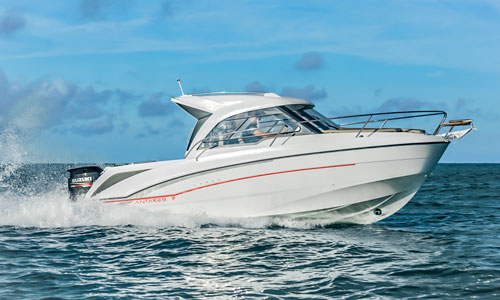 The New Antares 7 Outboard From Beneteau
