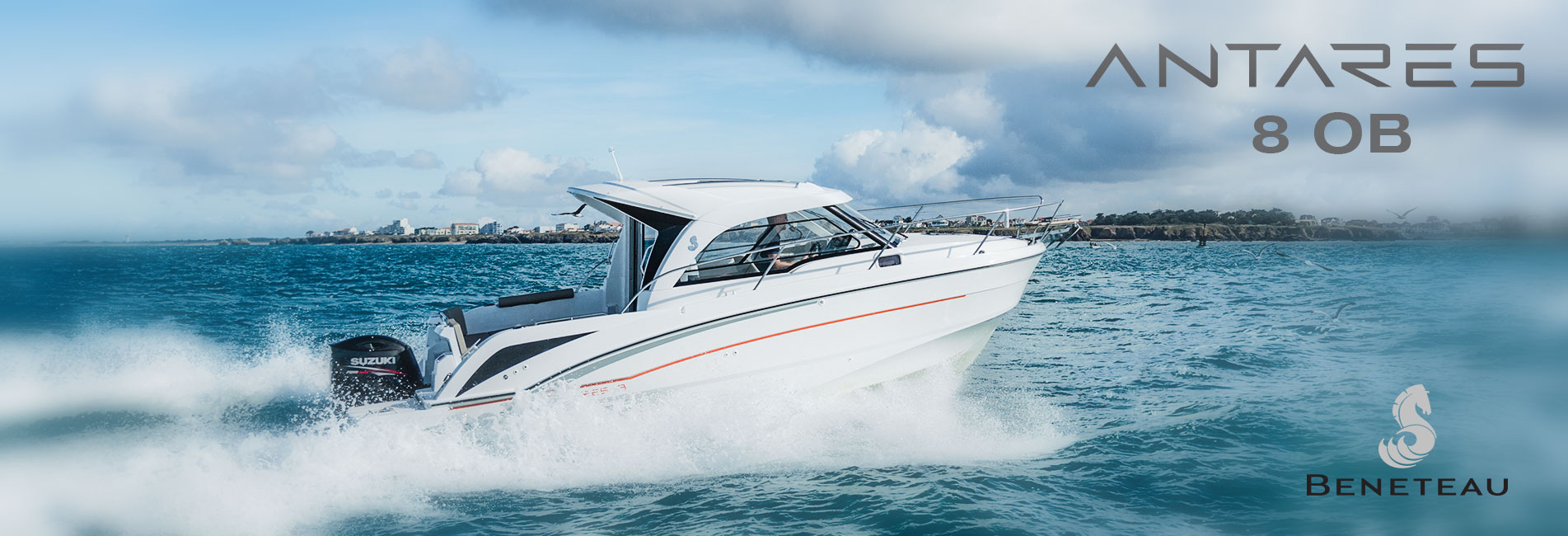 Beneteau Antares 8 OB For Sale In Ireland