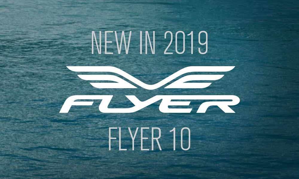 NEW BENETEAU FLYER 10 IN 2019