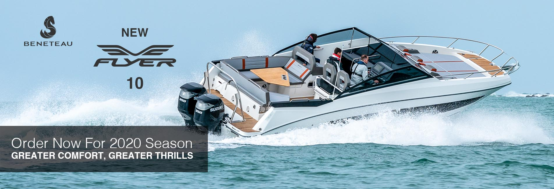 New Beneteau Flyer 10 2019 Cannes Southampton