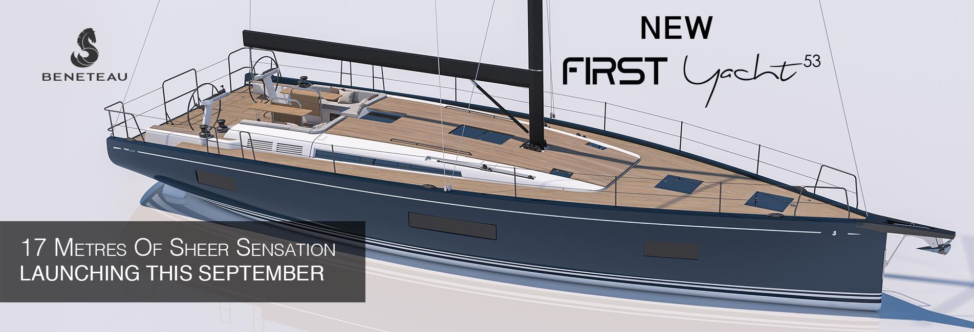 New Beneteau First Yacht 53 2019 Cannes Southampton
