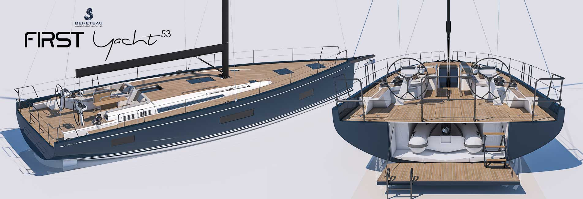New Beneteau First Yacht 53