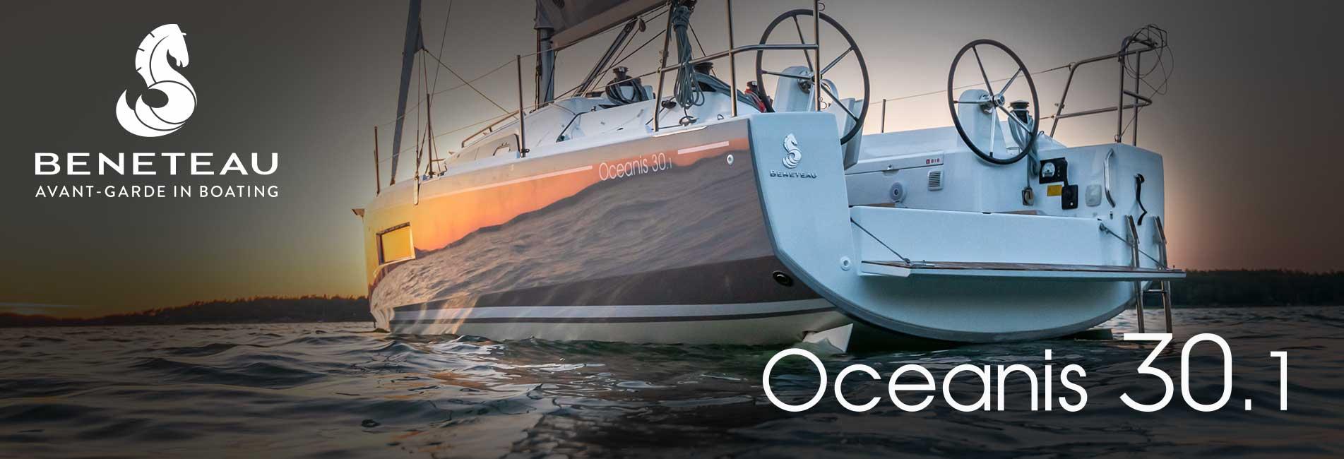2020 Beneteau Oceanis 30.1
